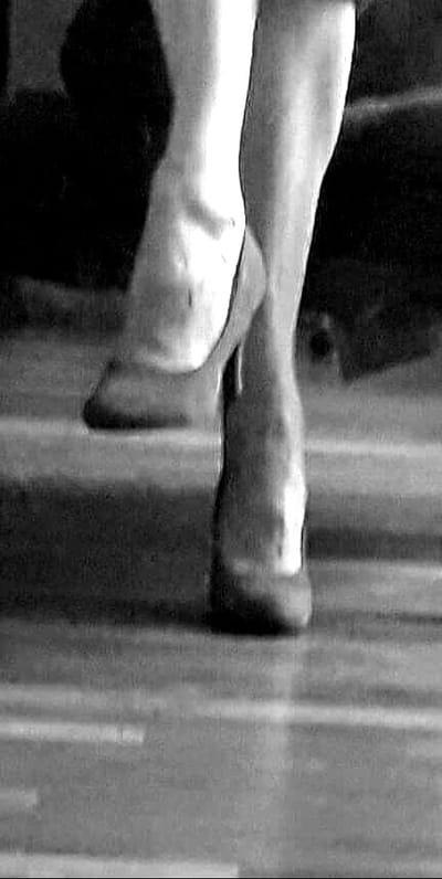 Poèsies Tango dans l'ombre de la lune