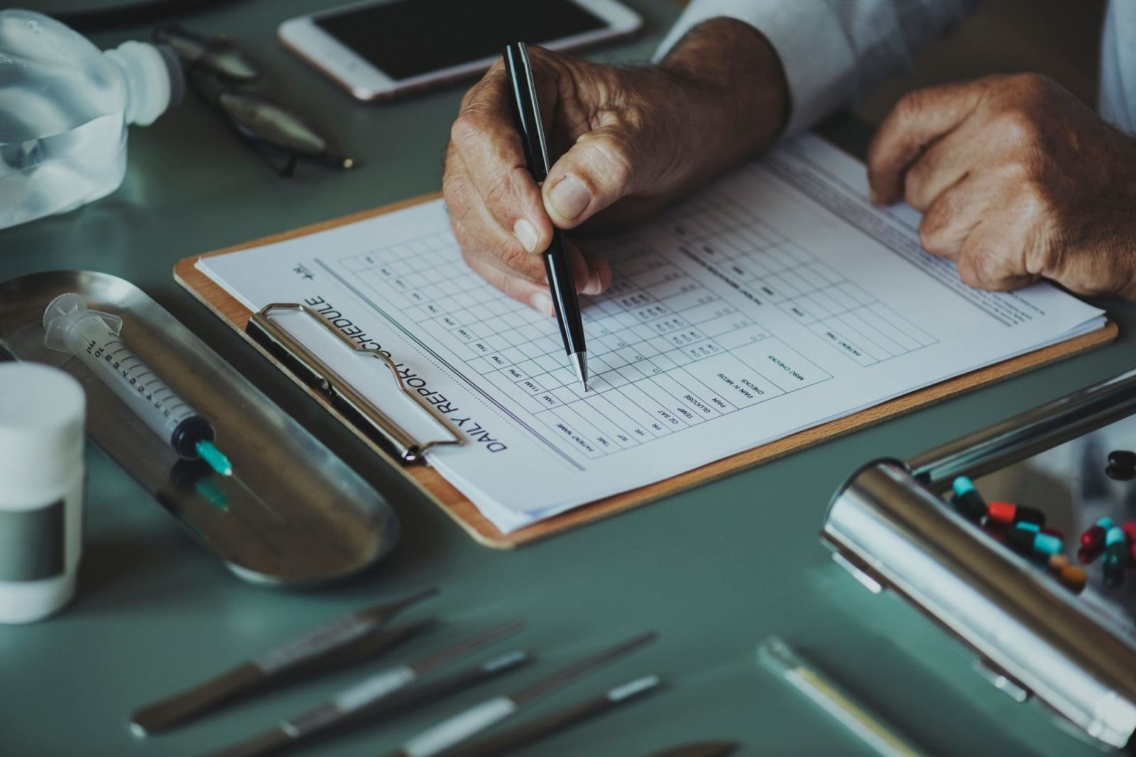 How important are my medical records - SULLIVAN LAW: LONG