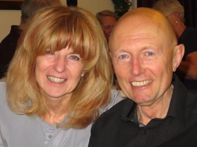 Kelvin & Brenda Stone