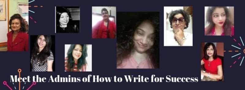 TEAM AT HOW TO WRITE FOR SUCCESS
