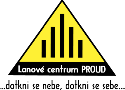 Lanové centrum proud