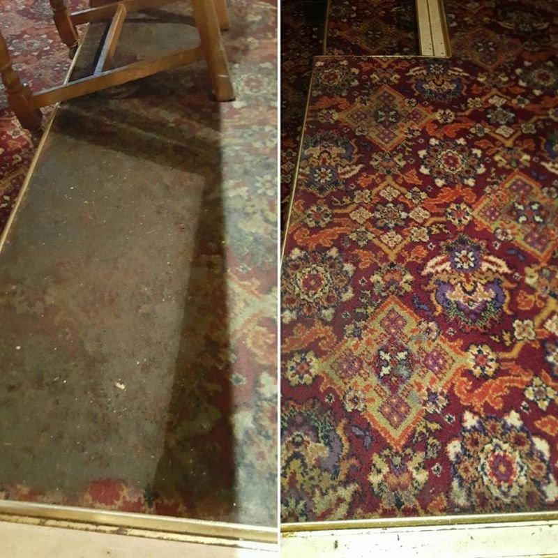 Pub step restoration