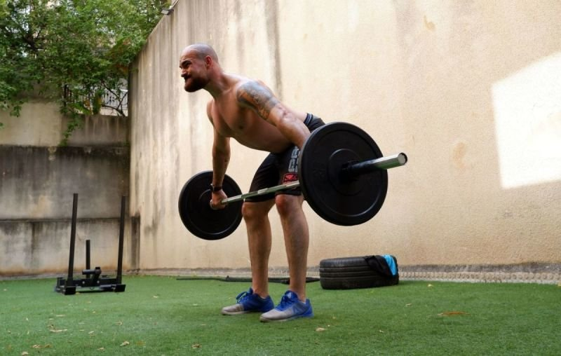 MASSIVE STRENGTH AND CONDITIONING