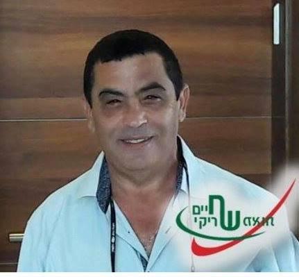 """חיים שריקי - יו""""ר ארגון שמאי הרכוש בישראל"""