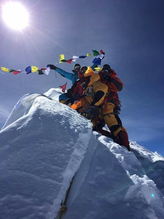 MANASLU 8163 INTERNATIONAL EXPEDITION, NEPAL