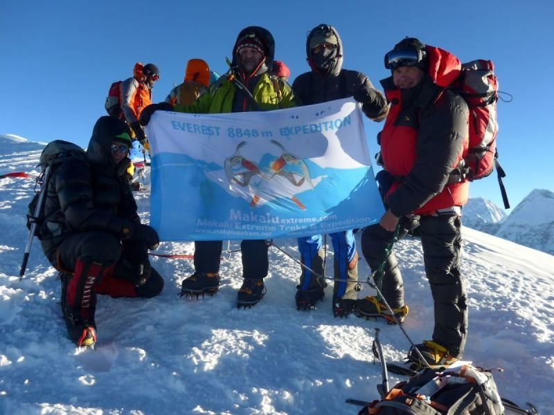MERA PEAK 6470 INTERNATIONAL EXPEDITION 2020