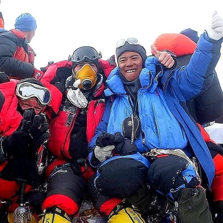 EVEREST 8848 EXPEDITION, SOUTH, NEPAL