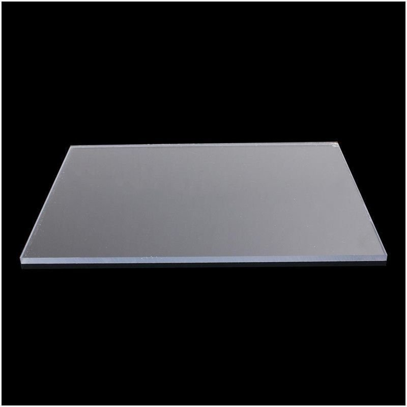 Frosted Plexiglass Acrylic (1 Sided) Sheet - 1/4