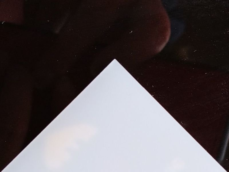 Translucent White Plexiglass Acrylic Sheets #2447 - 1/8