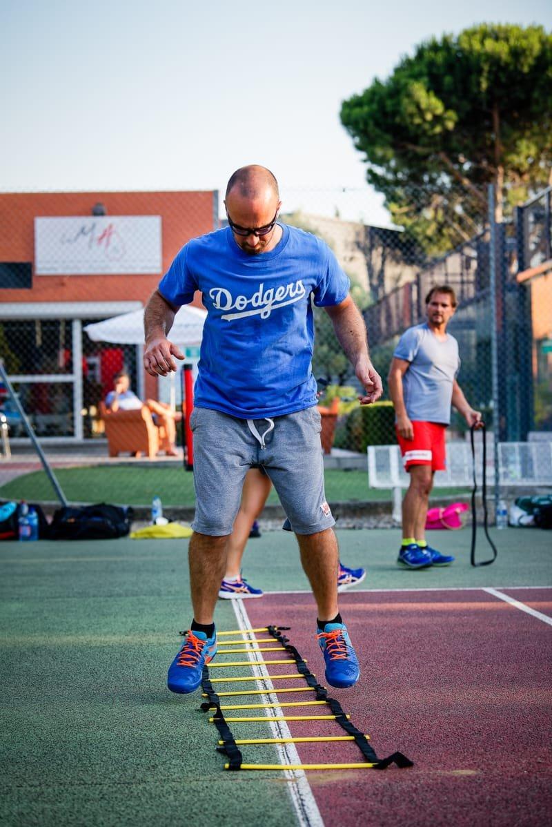 Padel : Forme, Santé & performance