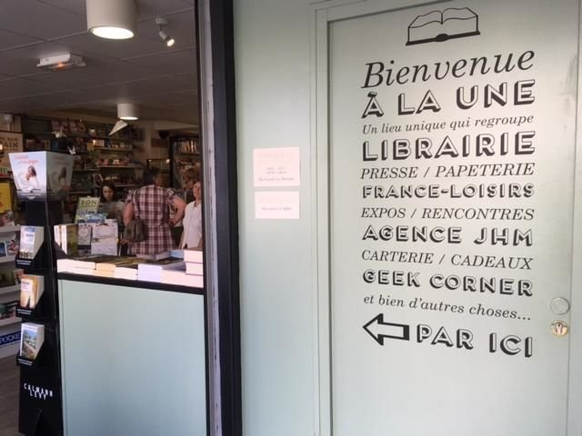 Librairie A la Une