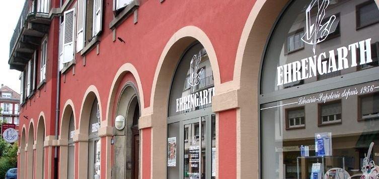 Librairie Ehrengarth