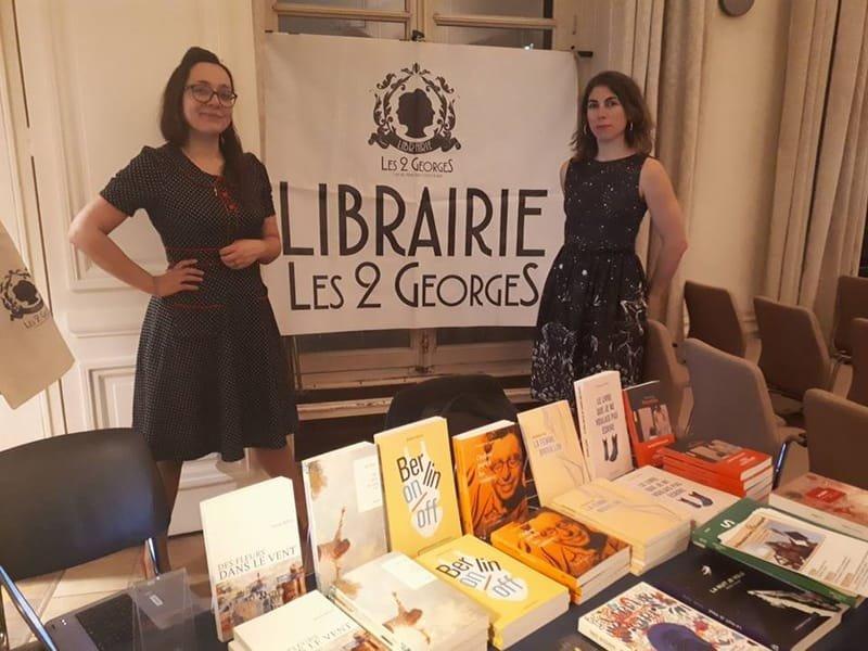 Librairie Les 2 Georges