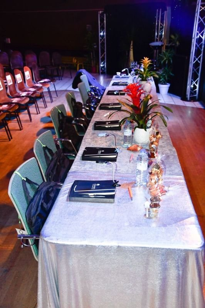 table du jury 2018
