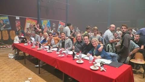 table du jury 2017