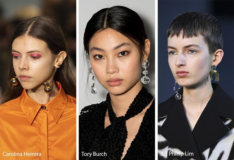 Tendances de la joaillerie automne / hiver 2019-2020: boucles d'oreilles dépareillées