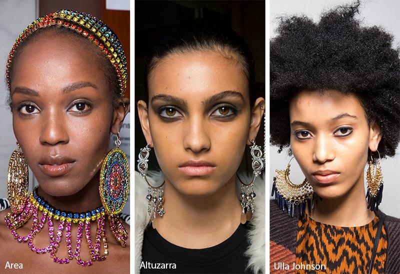 Tendances bijoux automne / hiver 2019-2020: Créoles
