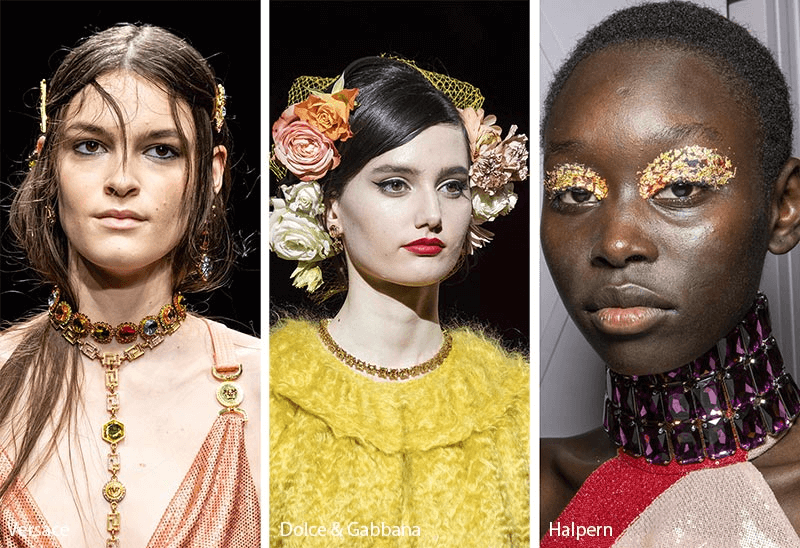 Tendances bijoux automne / hiver 2019-2020: Sautoirs Bejeweled