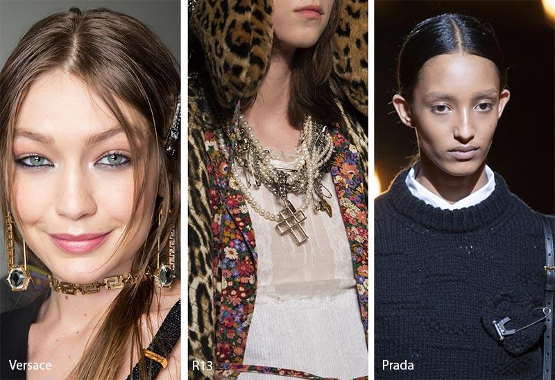 Tendances bijoux automne / hiver 2019-2020: bijoux à épingles de sûreté