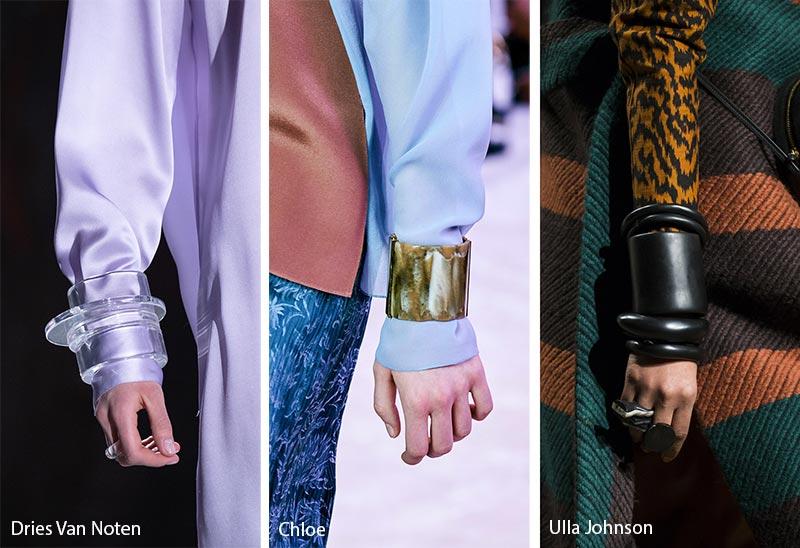 Tendances Bijoux: Automne / Hiver 2019-2020: Bracelets Chunky