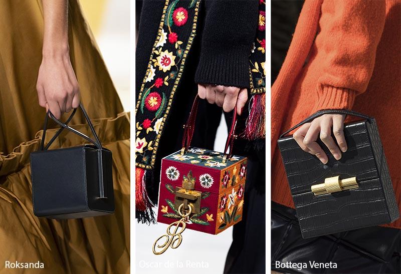 Tendances automne / hiver 2019-2020 pour les sacs à main: Sacs à main / porte-monnaie