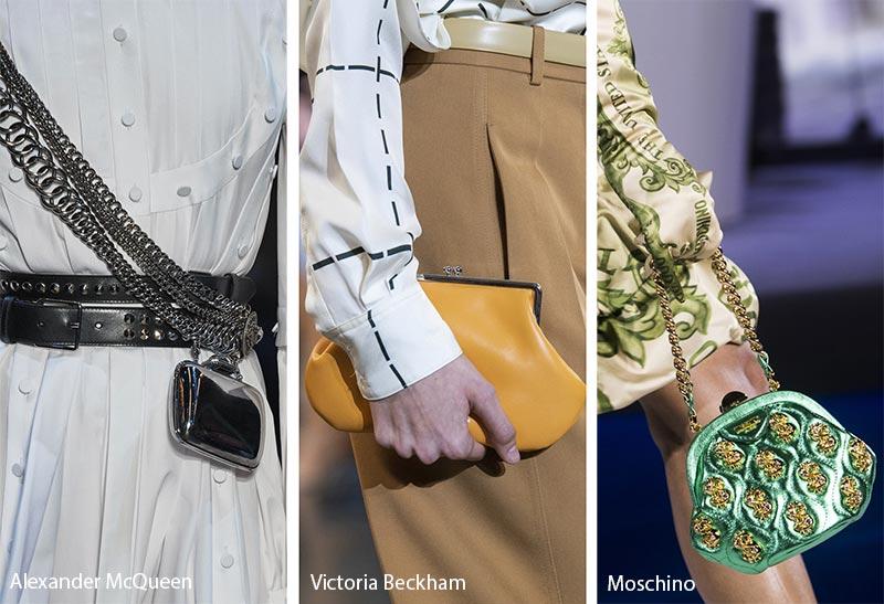 Tendances automne-hiver 2019-2020 pour les sacs à main: Porte-monnaie