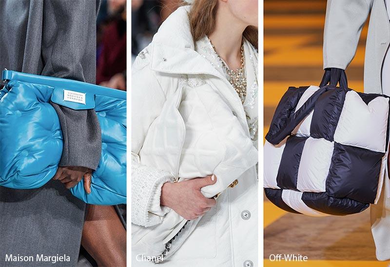 Tendances automne / hiver 2019-2020 pour les sacs à main: Sacs d'oreiller / Porte-monnaie