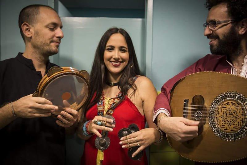 מוסיקת עולם במגוון שפות Marrakesh Express
