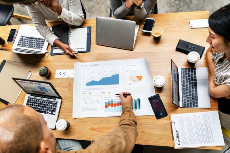 التدريب الإداري والقيادي للمؤسسات