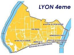 SERRURIER LYON 4