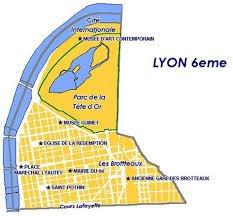SERRURIER LYON 6