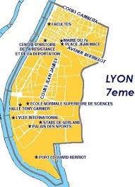 SERRURIER LYON 7