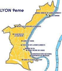 SERRURIER LYON 9