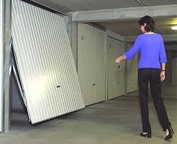 SERRURIER LYON: Porte de garage