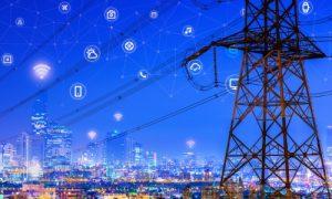 Spectrum Monitoring for Utilities Infrastructure