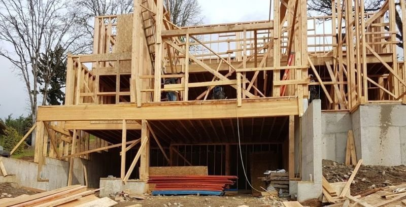 Residential Construction- Willamette Valley