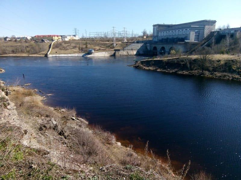 Ниже ГЭС