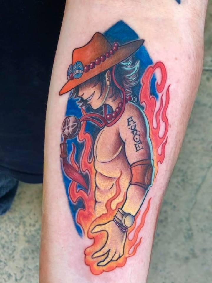 Ace Tattoo