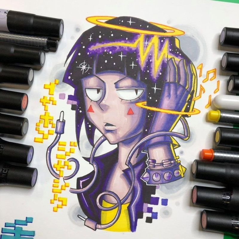 Jirou Tattoo Design