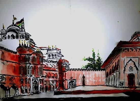 City Palace, Jaipur 1