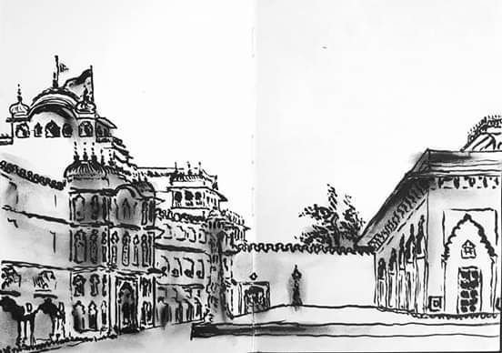 City Palace, Jaipur 2