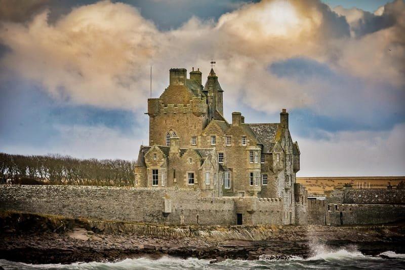 Ackergill Tower Caithness