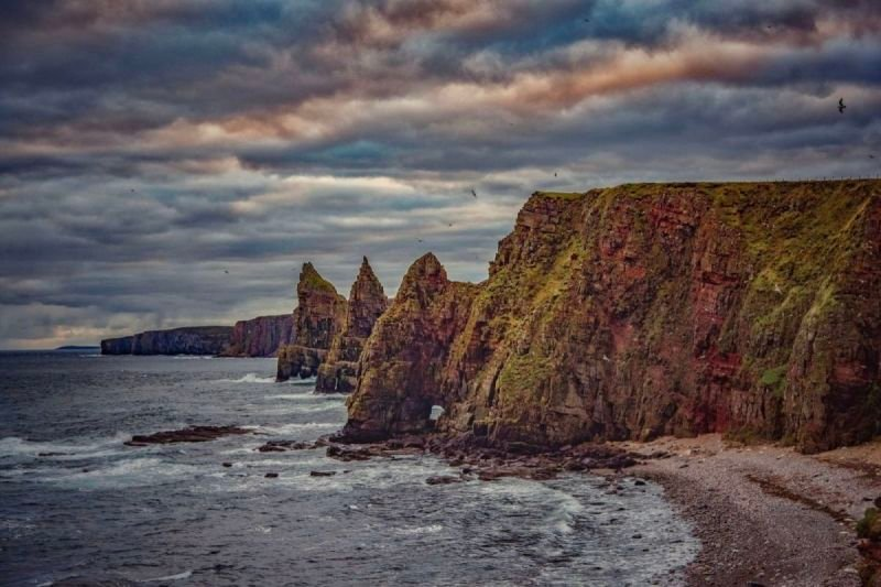Duncansby Stacks Caithness