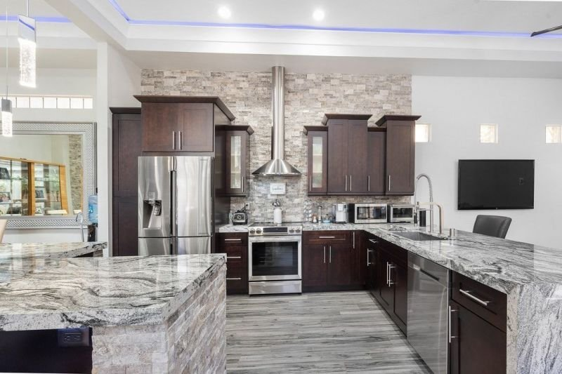 Types of Countertops Materials