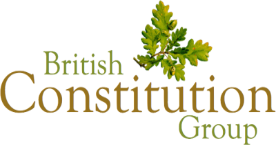 British Constitution Group