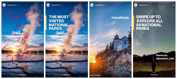 Use Instagram Stories