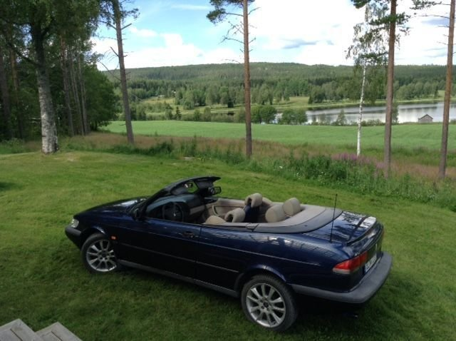 Saab Cabriolet 1995