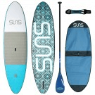 SUNS Cruise 10'4 x 32 SUP Package Fixed Paddle