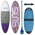 SUNS Cruise 9'4 x 31 SUP Package Adjustable Paddle