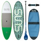 SUNS Cruise 9'8 x 32 SUP Package Adjustable Paddle